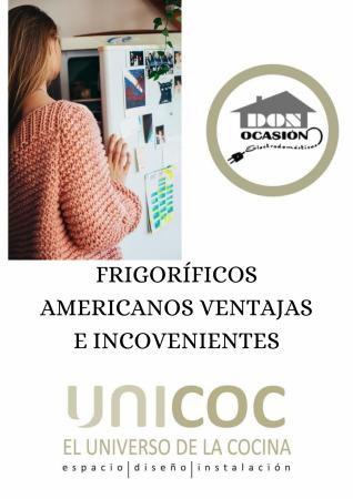 VENTAJAS E INCOVENIENTES FRIGORÍFICOS AMERICANOS